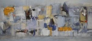 Ausschnitt Gemälde Ulrike Plinke
